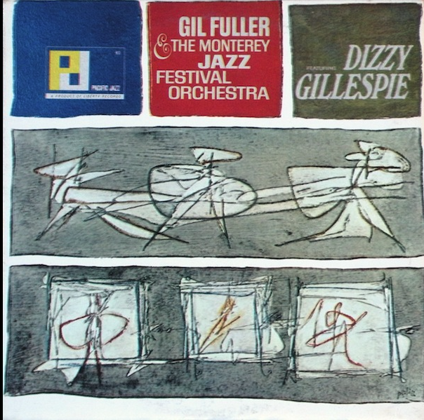 Gil Fuller & the Monterey Jazz Festival Orchestra featuring Dizzy Gillespie